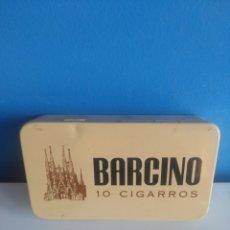 Coleccionismo: CAJA TABACO VACIA BARCINO.. Lote 205369583