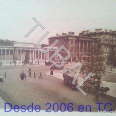 Collectionnisme: TUBAL LONDRES HYDE PARK PLANCHA HUECOGRABADO U11. Lote 205434148