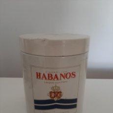 Coleccionismo: LATA HABANOS. METALINAS S.A. BILBAO.. Lote 205532210