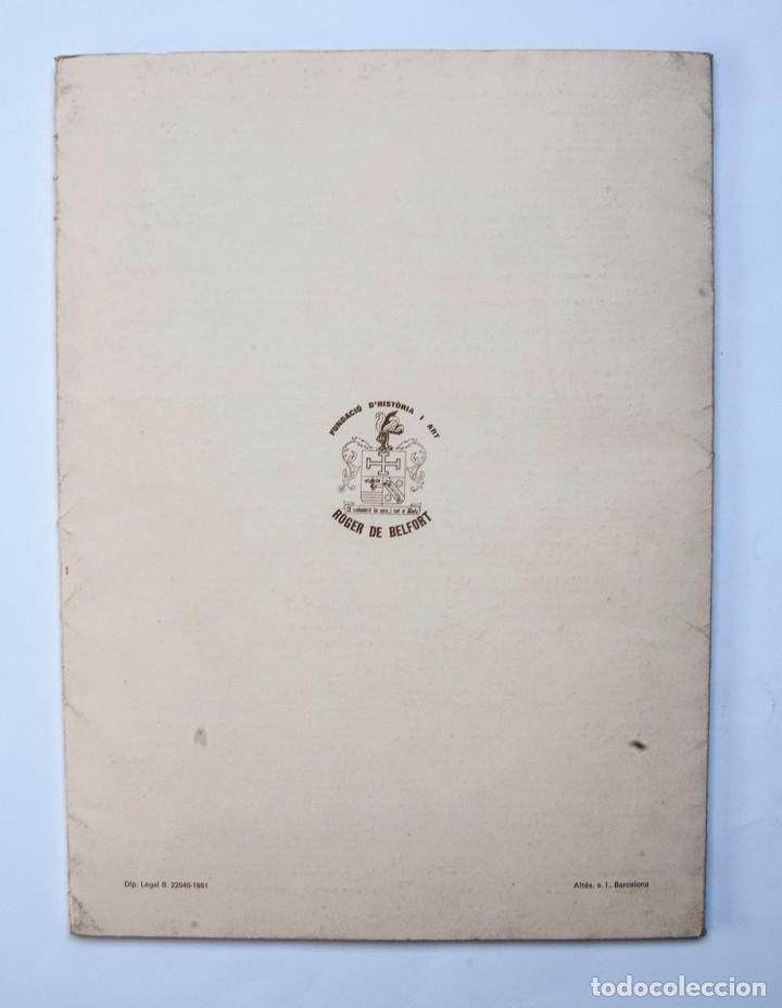 Coleccionismo: A282.- GOIGS DE LES VILES I POBLES DE LA VALL DEL CORB - Foto 4 - 205554051