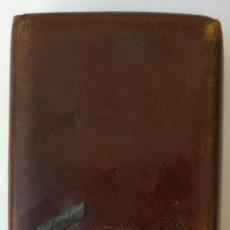 Coleccionismo: PETILLERA DE PIEL PARA PAQUETE DE TABACO. Lote 205556148