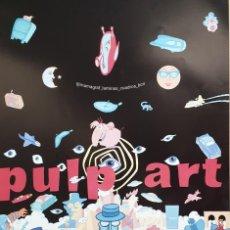 Coleccionismo: MIGUEL GALLARDO. PULP ART. MAMAGRAF. Lote 205737923