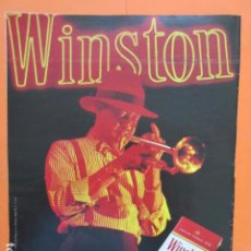Coleccionismo: PUBLICIDAD 1987 - COLECCION TABACO - WINSTON - TAMAÑO 22,5 X 30 CM. Lote 205766826