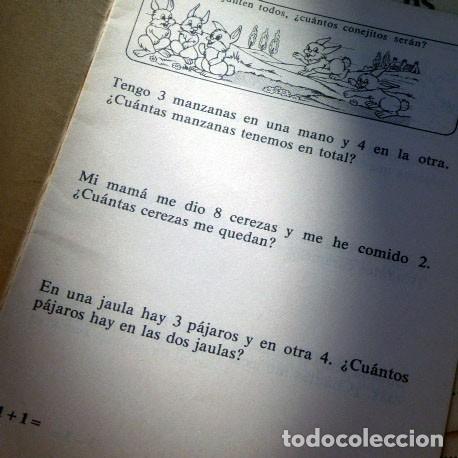 Coleccionismo: 40 Cuadernos Problemas Rubio de EGB, año 1978 - Foto 4 - 205777898