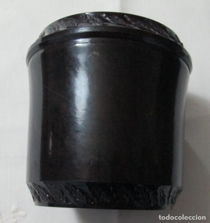 Coleccionismo: Caja para tabaco, cigarrera y cenicero en baquelita. - Foto 5 - 205828710