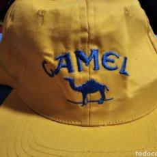 Coleccionismo: GORRA CAMEL NUEVA. Lote 205872526