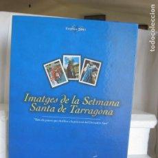Coleccionismo: LA SEMAMA SANTA DE TARRAGONA EN 40 SELLOS METALICOS VER FOTOS ADICIONALES. Lote 206258546