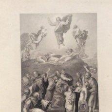 Coleccionismo: A. H. PAYNE - A TRANSFIGURAÇÃO. Lote 206299746