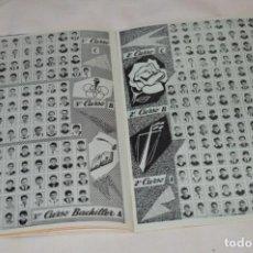 Coleccionismo: ANTIGUO / VINTAGE - BOLETÍN MARISTAS / MÁLAGA - JUNIO 1964 - GALERÍA ESCOLAR CURSO 1963/64 ¡¡MIRA!!. Lote 206451443