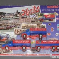 Coleccionismo: CAMIONES HARIBO. Lote 206512861