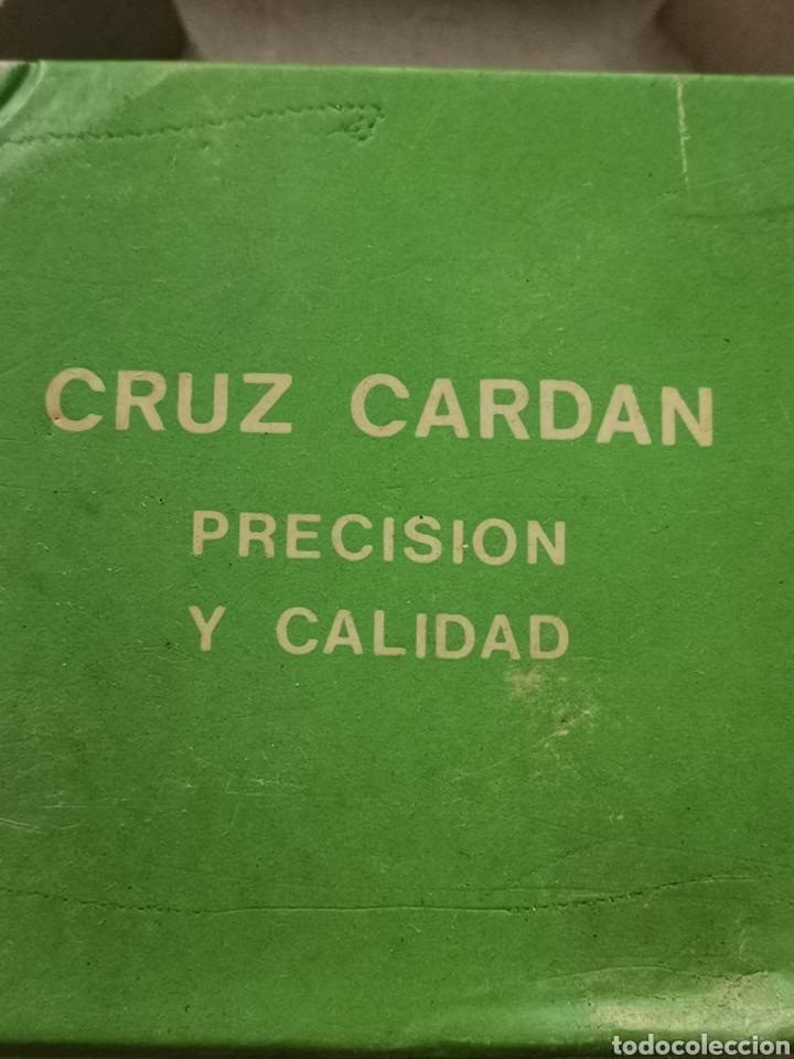 Coleccionismo: Cruz Cardan para coche vintage 2 CV 2000G. Travasa - Foto 2 - 206580203