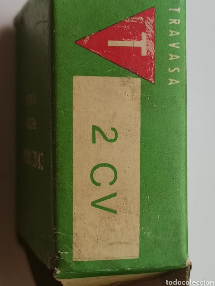 Coleccionismo: Cruz Cardan para coche vintage 2 CV 2000G. Travasa - Foto 8 - 206580203