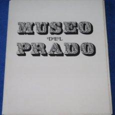 Coleccionismo: CARPETA CON COLECCION LAMINAS PINTURAS 150 ANIVERSARIO DEL MUSEO DEL PRADO - CITROVIT (1969)). Lote 206812355