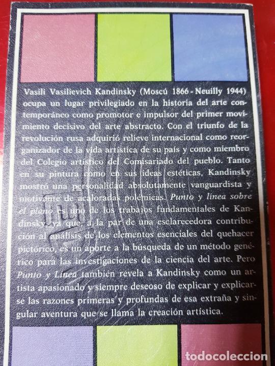 Coleccionismo: libro-kandinsky-punto y línea sobre el plano-barral editores-1971-libros de enlace - Foto 5 - 206837676