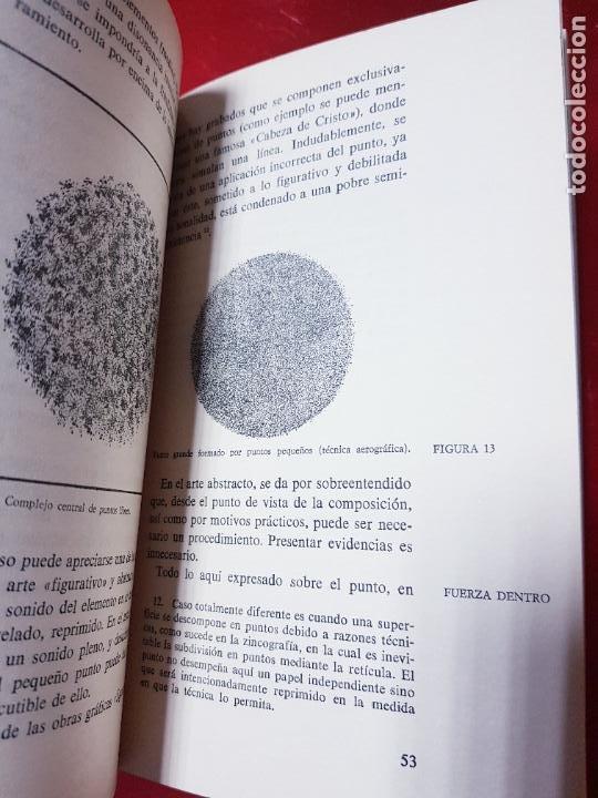 Coleccionismo: libro-kandinsky-punto y línea sobre el plano-barral editores-1971-libros de enlace - Foto 8 - 206837676
