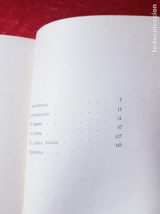 Coleccionismo: libro-kandinsky-punto y línea sobre el plano-barral editores-1971-libros de enlace - Foto 11 - 206837676