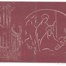 Coleccionismo: FELICITACIÓN NAVIDEÑA- ALBERDI ORGANOS... URTZI MAITAZUNA. NAVIDEÑA VASCA. ILUSTR. A. CIRICI- 1958. Lote 207118536