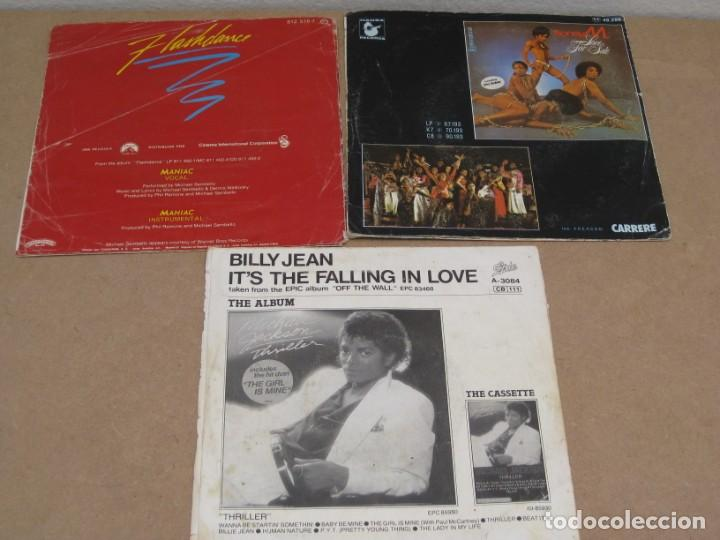 Coleccionismo: 3 fundas carton fino para disco 45 single. - Foto 9 - 207142033