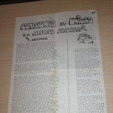 Coleccionismo: ANTIGUA PANFLETO PARTIDO COMUNISTA. Lote 207192058