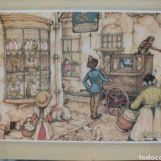 Coleccionismo: LAMINA DE ANTÓN PIECK. Lote 207238450