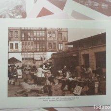 Coleccionismo: LOTE 9 LAMINAS DE ANTIGUAS FOTOGRAFIAS LOCALIDAD EL ASTILLERO- CANTABRIA. Lote 207265781