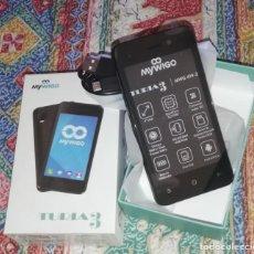 Coleccionismo: SMARTPHONE NUEVO CON PANTALLA DE 4'' LCD. Lote 209981001
