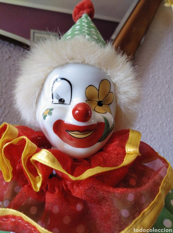 Coleccionismo: Simpático payaso porcelana. - Foto 2 - 210009170