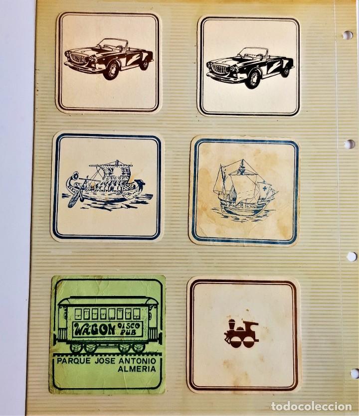 6 POSAVASOS VARIOS COLECCION (Coleccionismo - Varios)