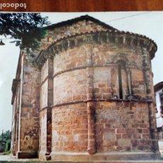 Coleccionismo: ASTURIAS, ÁBSIDE IGLESIA SANTA MARÍA. VILLAMAYOR, PILOÑA . FOTO E. BANET. 21X17,5 CM. Lote 210575428