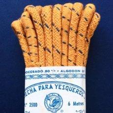 Coleccionismo: ANTIGUA MECHA PARA MECHEROS / YESQUEROS EL TORO - HILO AZUL REGISTRADO - GERONA NUEVA AÑOS 60 / 70. Lote 211454139