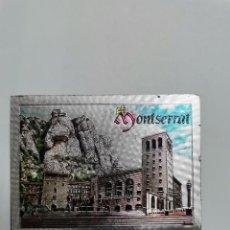 Coleccionismo: IMÁN MONTSERRAT SOUVENIR EN RELIEVE. Lote 211701320