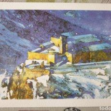 Coleccionismo: LAMINA SANTUARIO PEÑA DE FRANCIA. Lote 211760151