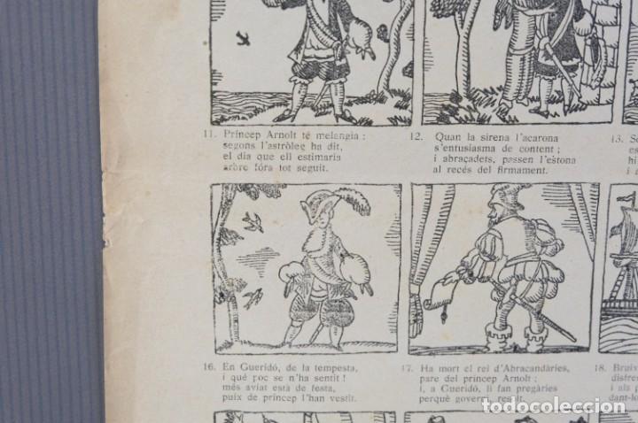 Coleccionismo: Auca/Aleluya L'auca de la Santa Espina - Foto 3 - 213386396