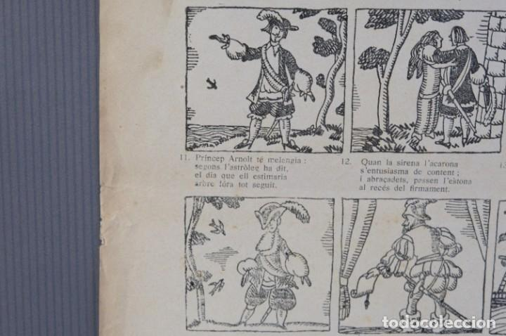 Coleccionismo: Auca/Aleluya L'auca de la Santa Espina - Foto 4 - 213386396