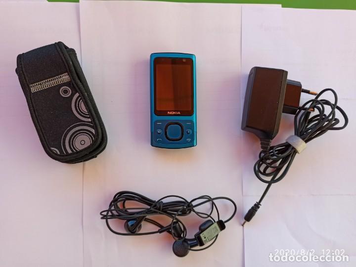 Coleccionismo: Móvil Nokia 6700 slide (año 2009) - Foto 2 - 213461377