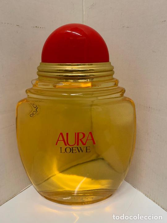 Coleccionismo: Enorme botella de perfume FICTICIA, LOEWE - AURA - Dificil de encontrar. Leer mas.. - Foto 5 - 213655637