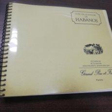 Coleccionismo: GUIA DEL FUMADOR DE HABANOS. GERARD PERE ET FILS. PLANETA. 1992.. Lote 213777603