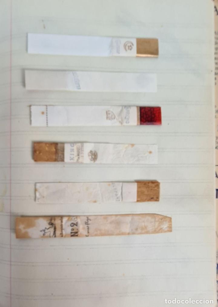 Coleccionismo: COLECCION DE 156 VITOLAS DE TABACO. VARIAS MARCAS. LA HABANA. CUBA. SIGLO XX. - Foto 4 - 213859311