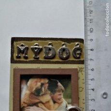 Coleccionismo: MY DOG MI PERRO IMÁN MAGNET PARA NEVERAS O SALPICADERO. Lote 214297422
