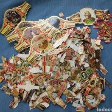 Coleccionismo: LOTE DE CIENTOS DE VITOLAS DE PUROS. Lote 256129620
