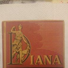 Collezionismo: PAQUETE DE TABACO DIANA EN PERFECTO ESTADO SIN ABRIR. Lote 215552093
