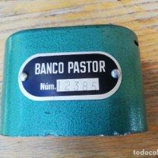Collezionismo: HUCHA BANCO PASTOR. Lote 216417837