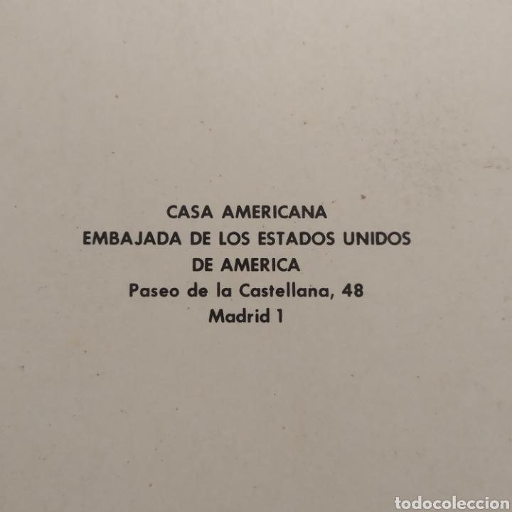 Coleccionismo: LIBRITO - MENSAJE DEL PRESIDENTE J.F. KENNEDY - ENERO 1962 - 26 PAGINAS - ENVIO GRATIS - Foto 4 - 216935371
