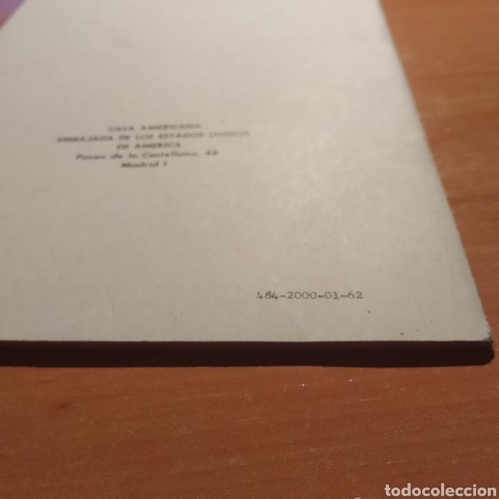 Coleccionismo: LIBRITO - MENSAJE DEL PRESIDENTE J.F. KENNEDY - ENERO 1962 - 26 PAGINAS - ENVIO GRATIS - Foto 6 - 216935371