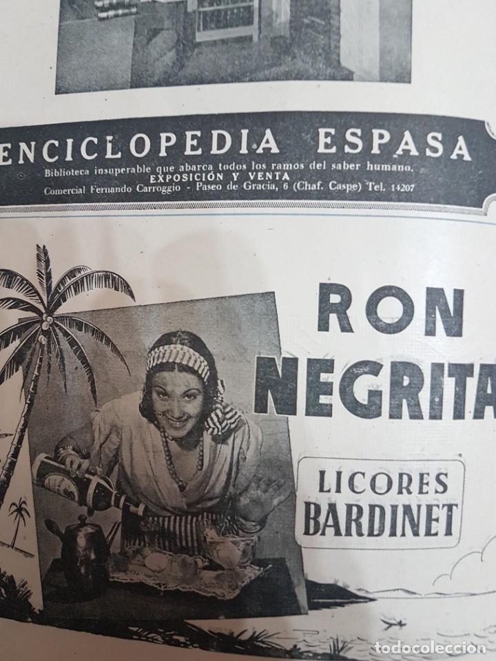 Coleccionismo: ÚNICO!!! PROGRAMA GRAN TEATRO DEL LICEO EL AMIGO FRITZ - 1942 - Foto 4 - 217563331
