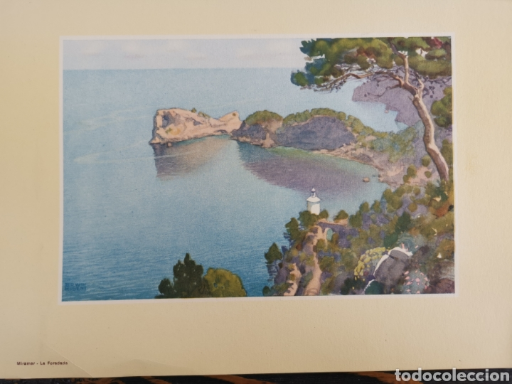 Coleccionismo: 5 láminas de Erwin Hubert - Foto 2 - 217919450