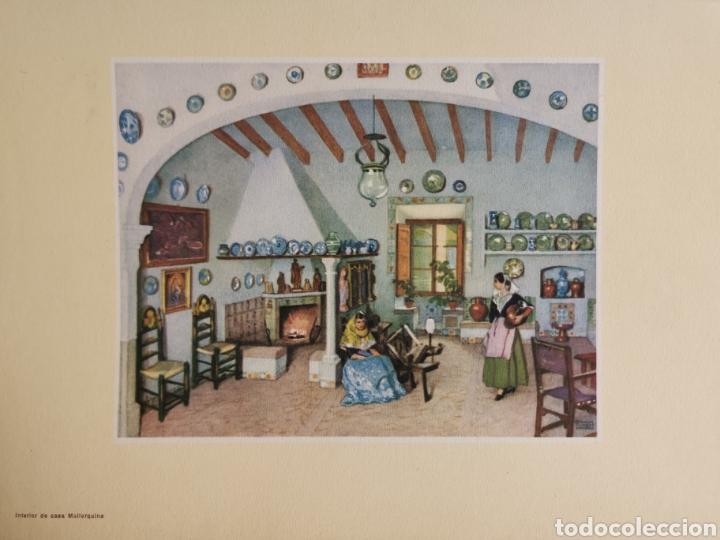 Coleccionismo: 5 láminas de Erwin Hubert - Foto 3 - 217919450