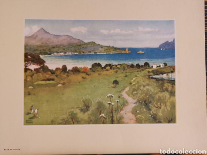 Coleccionismo: 5 láminas de Erwin Hubert - Foto 4 - 217919450