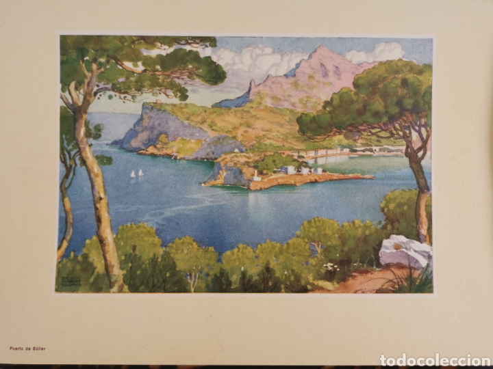Coleccionismo: 5 láminas de Erwin Hubert - Foto 5 - 217919450