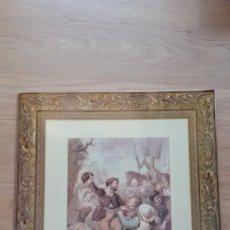 Coleccionismo: GRABADOS DE DON QUIJOTE (FACSIMIL) EDICIONES RUEDA. Lote 218020122